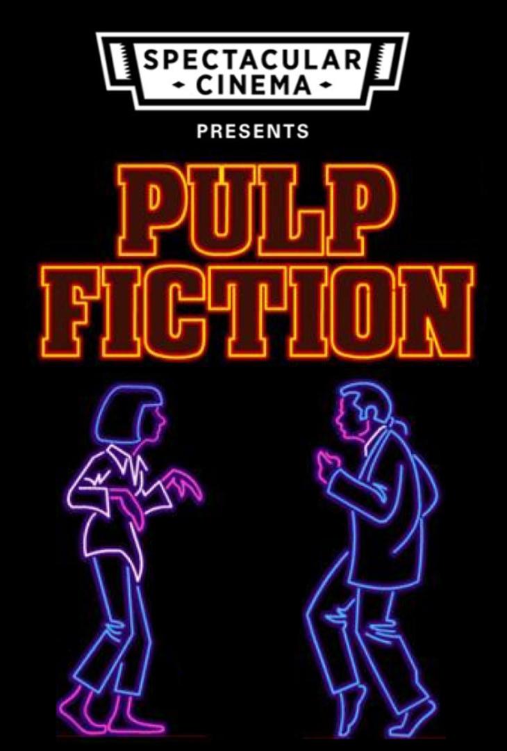 Spectacular Cinema presents: Pulp Fiction